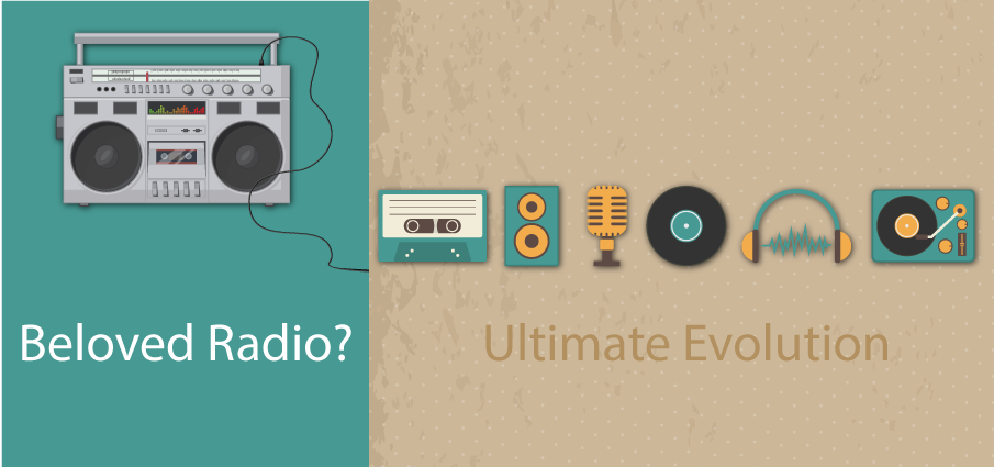Is Podcasting the Ultimate Evolution of Your Beloved Radio ...