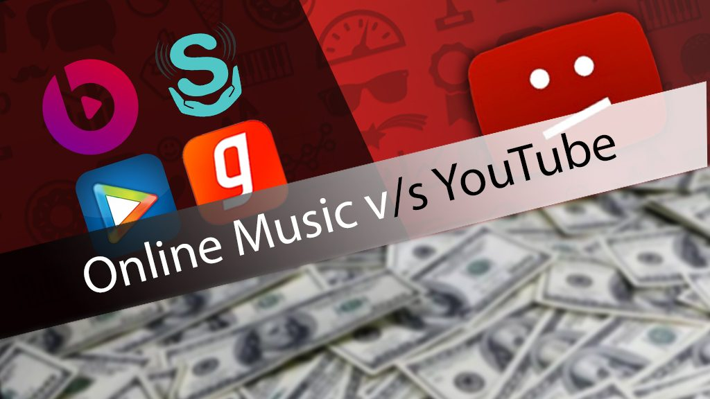 Online Music World Vs YouTube: Who Will Win? - Sabakuch Blogs