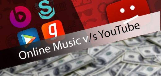 online music-vs-YouTube-sabakuch