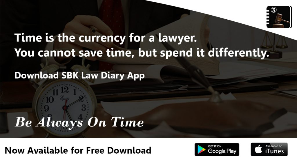 sbk law diary-career