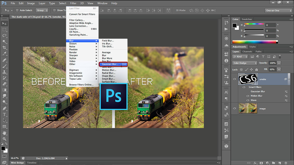 3 Easy Photoshop Tips To Make Stock Wallpapers Look Better