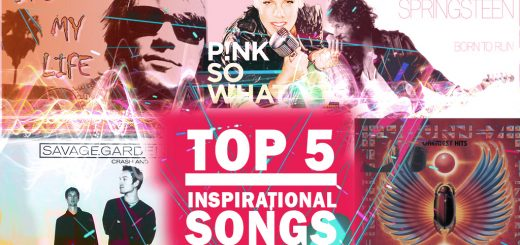 top 5 inspirational songs ever-sabakuch-music
