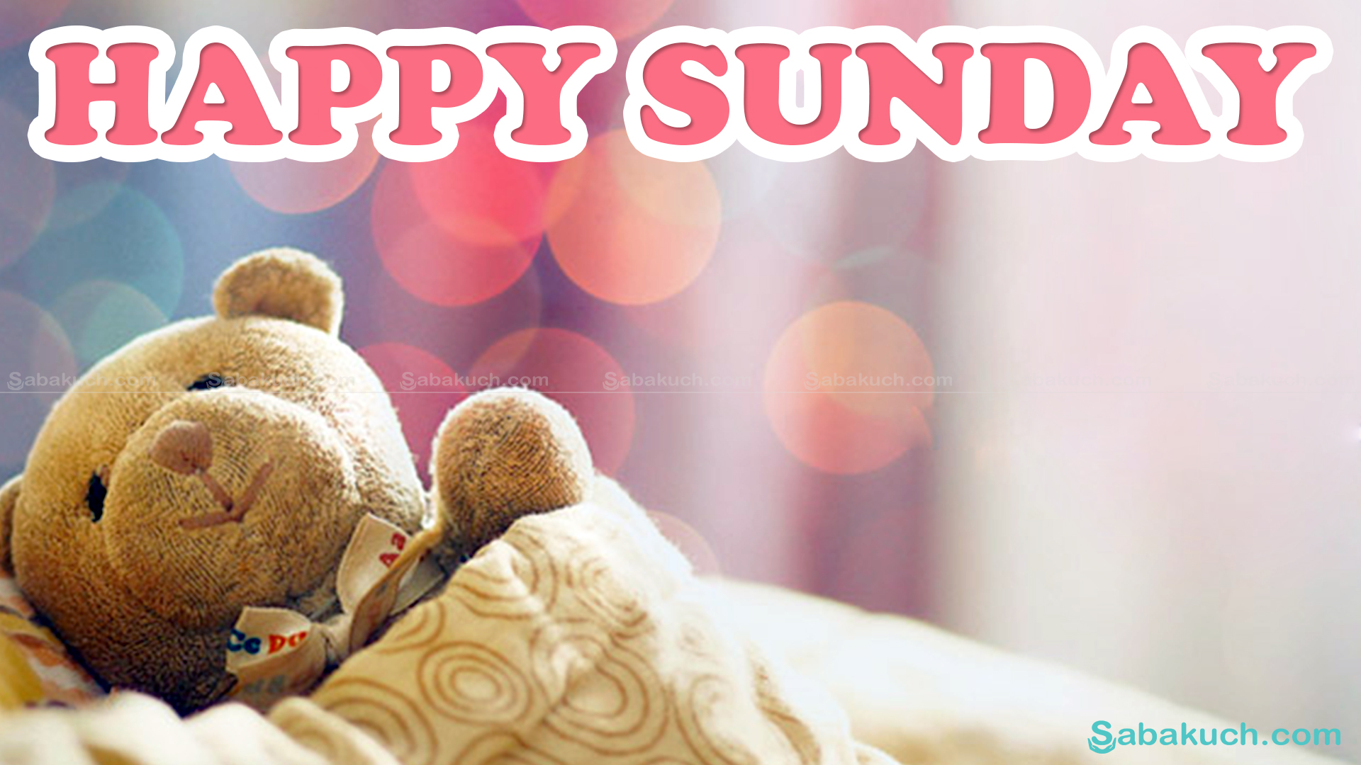 Happy Sunday Image,Wallpapers,Pictures,Photos-Sabakuch