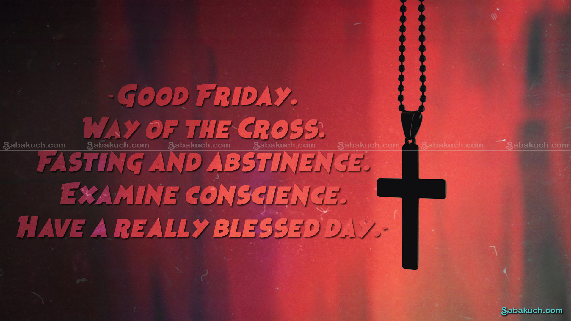 Good Friday 14aapr