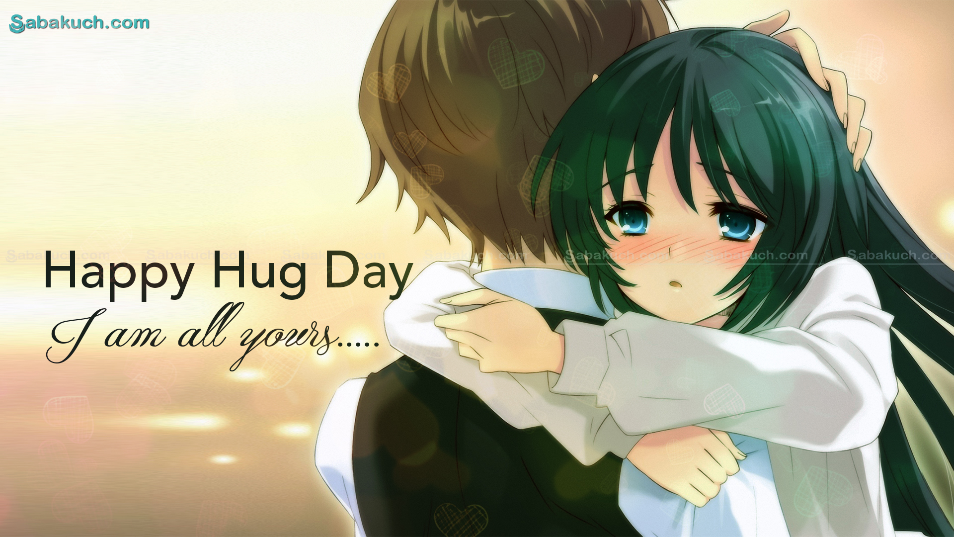 Hug Day 9feb