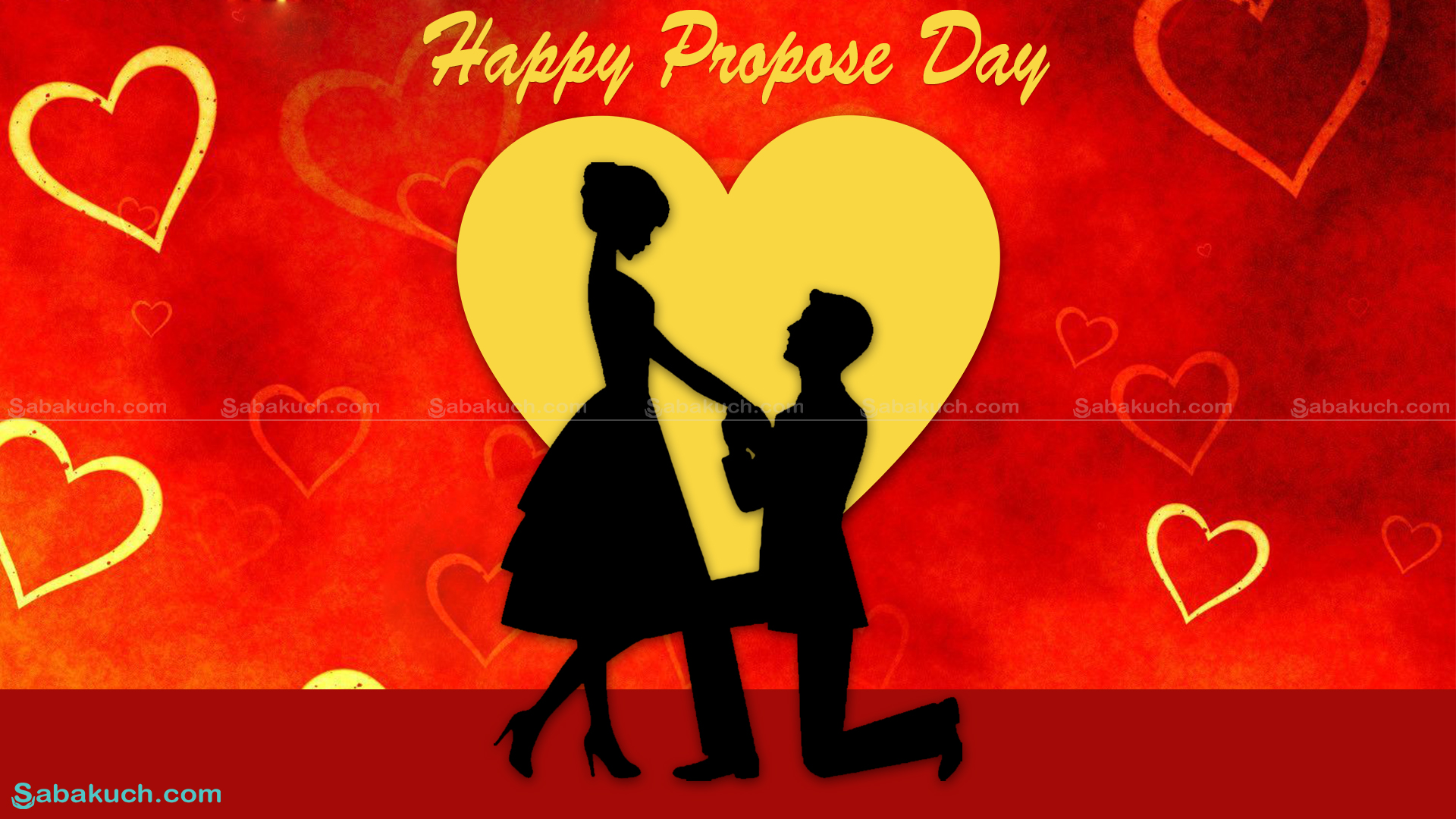 Propose Day feb.
