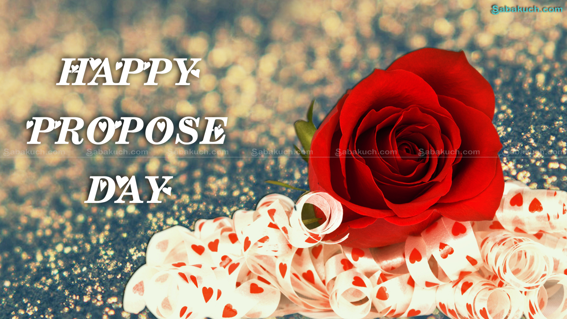 Propose Day feb.,