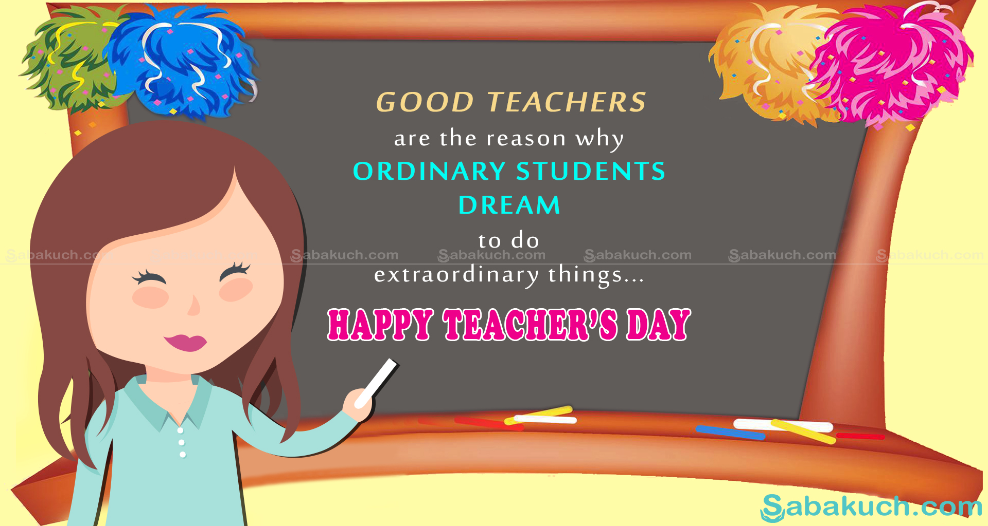 Teachers day...mn