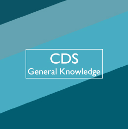CDS-General Knowledge