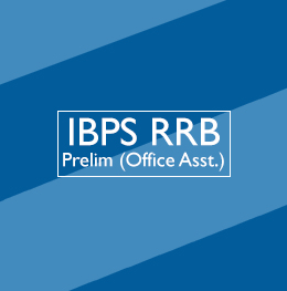 IBPS RRB Prelims (Office Assistant)